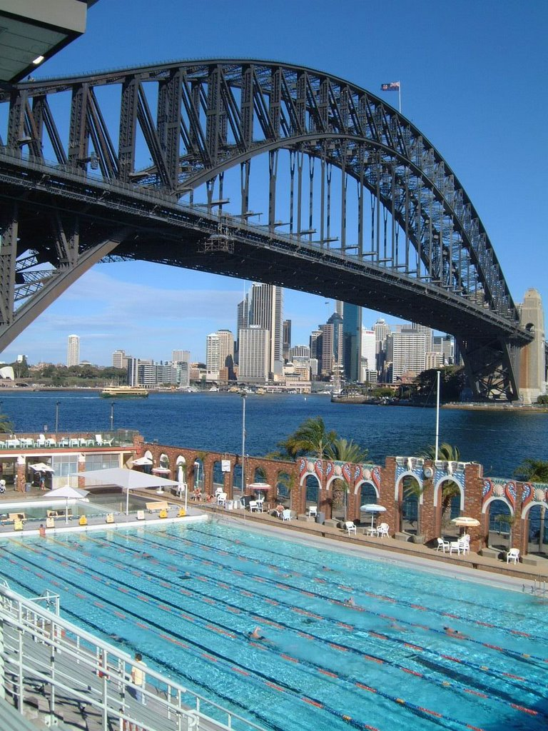 North Sydney Olympic Pool Short Term Sydneysiders